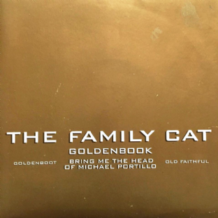 "Family Cat (The) ‎- Goldenbook (7"") (Lime Green Vinyl) (EX+/VG)"